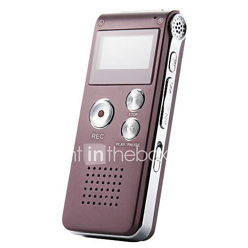 N28 8G MP3 Digital Voice Recorder