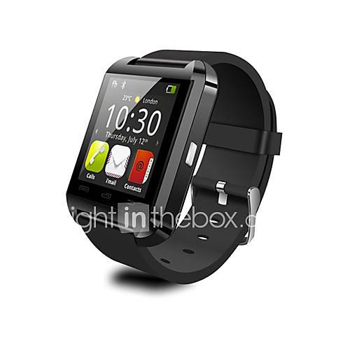 Smartwatch U8 for Android Touch Screen / Calories Burned / Pedometers Activity Tracker / Sleep Tracker / Timer / Stopwatch / Alarm Clock