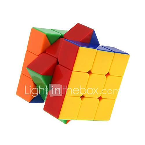 Rubik's Cube DaYan Zhanchi 5 55mm 333 Smooth Speed Cube Magic Cube Puzzle Cube Stickerless Professional Level Speed Creative Novelty