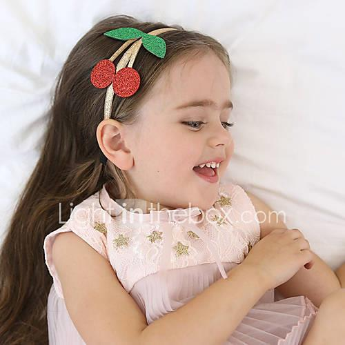 Girls' Hair Accessories, All Seasons Headbands - Red Blushing Pink