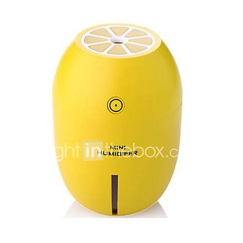 Humidifier for Travel Gift Bedroom Study Washroom Living Room Car 5V Smart Portable Power-Off Protection Humidifier Quiet and Mute