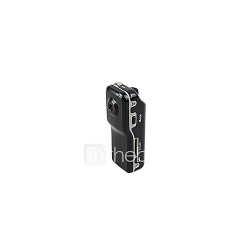 JINVI MINI HD Camcorder Support The TF Card And Connect To PC