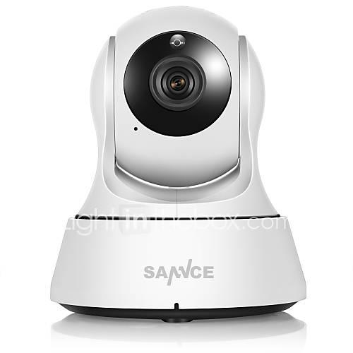 SANNCE 2.0 MP 1080P IP Camera Wireless PTZ with Zoom Max Support 64GB