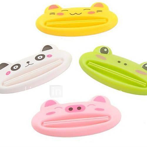 Bathroom Gadget Novelty A Grade ABS Plastic 1 pc - Bathroom Toothbrush  Accessories