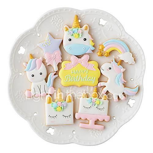 Bakeware tools Plastic Multi-function Cooking Utensils Cake Molds