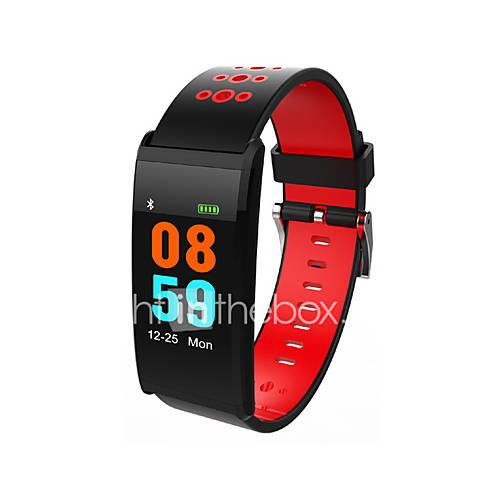 Smartwatch STSX20 for Android 4.3 and above / iOS 7 and above Touch Screen / Heart Rate Monitor / Water Resistant / Water Proof Pedometer