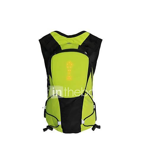 5 L Bike Hydration Pack  Water Bladder Waterproof, Reflective, Outdoor Bike Bag Nylon Bicycle Bag Cycle Bag Cycling Outdoor Exercise / Motobike / Motobike / Motorbike