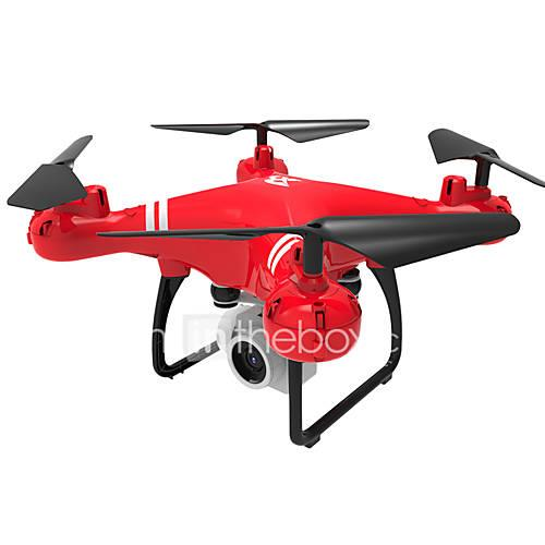 RC Drone A806 BNF 4CH 6 Axis 2.4G 5.0MP 1080P RC Quadcopter One Key To Auto-Return / Headless Mode RC Quadcopter / Remote Controller / Transmmitter / 1 USB Cable Lead / 120 Degree