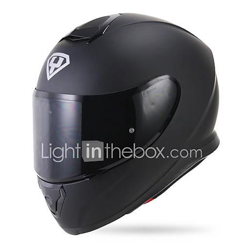 YOHE YH976 Full Face Adults Unisex Motorcycle Helmet  Breathable / Deodorant / Sunscreen
