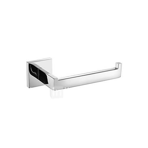 Toilet Paper Holder Contemporary Stainless Steel Polished