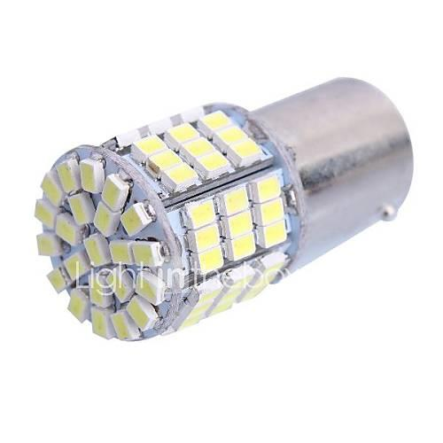 SO.K 1 Piece BA15S(1156) Light Bulbs 3 W High Performance LED 500 lm 85 LED Tail Light For universal