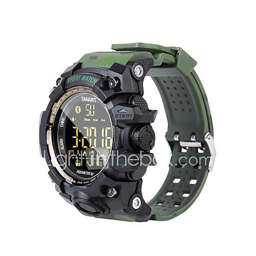 Smartwatch EX16S for iOS / Android New Design / Creative / Waterproof Pedometer / Activity Tracker / Stopwatch