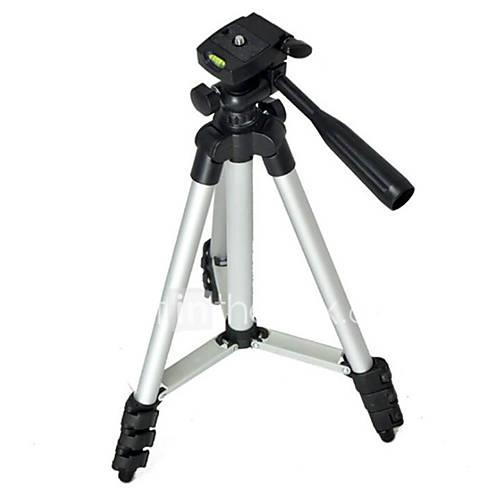 A Mobile Phone Holder Tripod Camera Tripod Single Micro-Phone Holder Aluminum Tripod