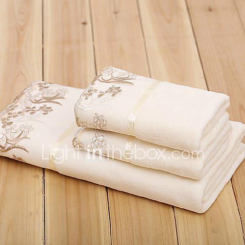 Fresh Style Bath Towel Set, Solid Colored Superior Quality 100% Micro Fiber Towel Bath Towel Hand Towel Towel