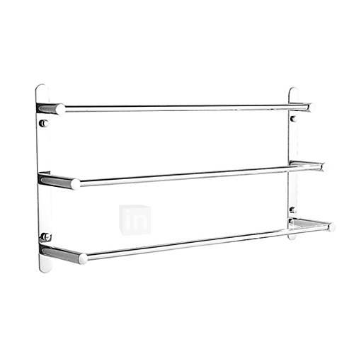 Towel Bar Contemporary Stainless Steel Stainless Steel