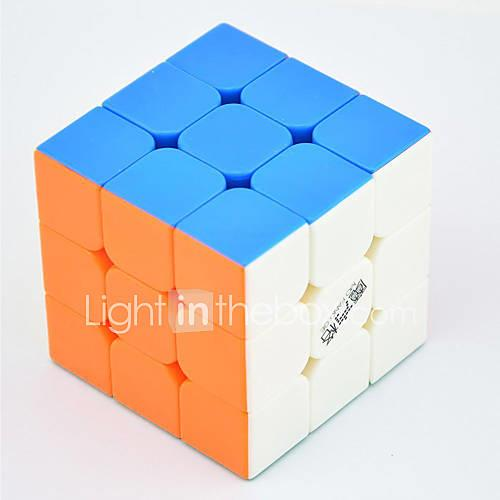 Rubik's Cube QI YI LEISHENG 120 333 Smooth Speed Cube Magic Cube Puzzle Cube Professional Level Speed Competition Gift Classic