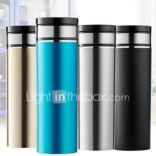 Image of 0.38L Stainless steel Car Vacuum Cup Portable/Low Noise/Touch button/remote control Electric Kettle