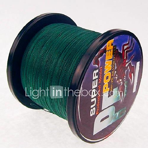 Image of PE Braided Line / Dyneema / Superline Fishing Line 1000M / 1100 Yards 28LB 22LB 18LB 0.1mm,0.12mm,0.14mm,0.16mm,0.20mm,0.235mm mm 147 Sea Fishing Fly Fishing Bait Casting / Ice Fishing / Spinning