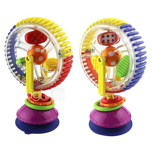 Stress Reliever Ferris Wheel Cute Simulation Parent-Child Interaction ABS Resin ABSPC Child's Baby Toy Gift