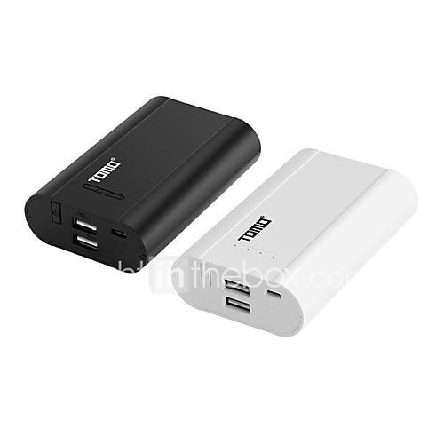 Image of 10000 mAh For Power Bank External Battery 5.1 V For 2 A For Battery Charger with Cable LCD
