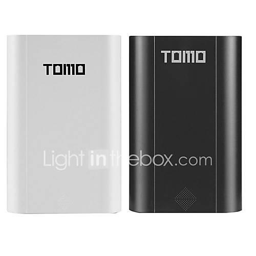Image of 10000 mAh For Power Bank External Battery 5.1 V For 2 A / 1 A For Battery Charger with Cable LCD