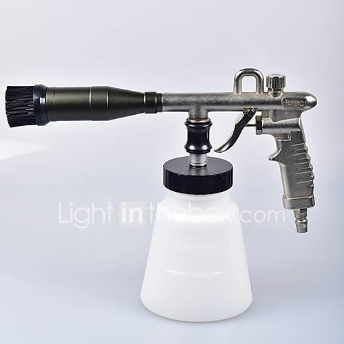 Image of 1 Piece Metal Air blow dust gun Durable Mist Silver 3027 cm