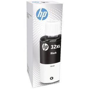 Image of Hp 1vv24aa 32xl 135ml Black Original Ink Bottle