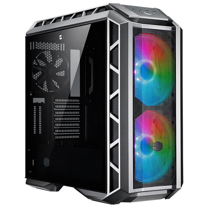 Image of Cooler Master Mastercase H500p Argb Mesh Tg Mid-tower Atx Case - Black Mcm-h500p-mgnn-s11