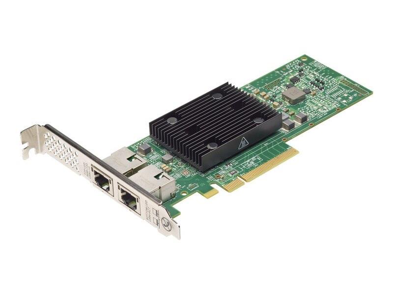 Image of Lenovo 7zt7a00496 Thinksystem Broadcom Nx-e Pcie 10gb 2-port Base-t Ethernet Adapter
