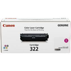 Image of Canon Magenta Toner Cartridge - For Canon Lbp9100cdn Cart322m