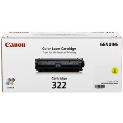 Image of Canon Yellow Toner Cartridge - For Canon Lbp9100cdn Cart322y
