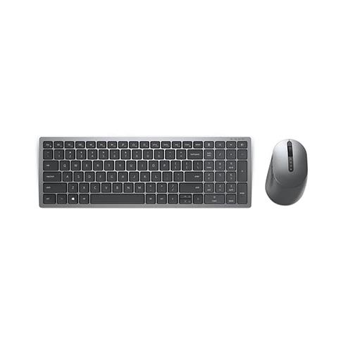 Image of Dell Km7120w Wireless Keyboard & Mouse Combo Multi-device 580-aiqo