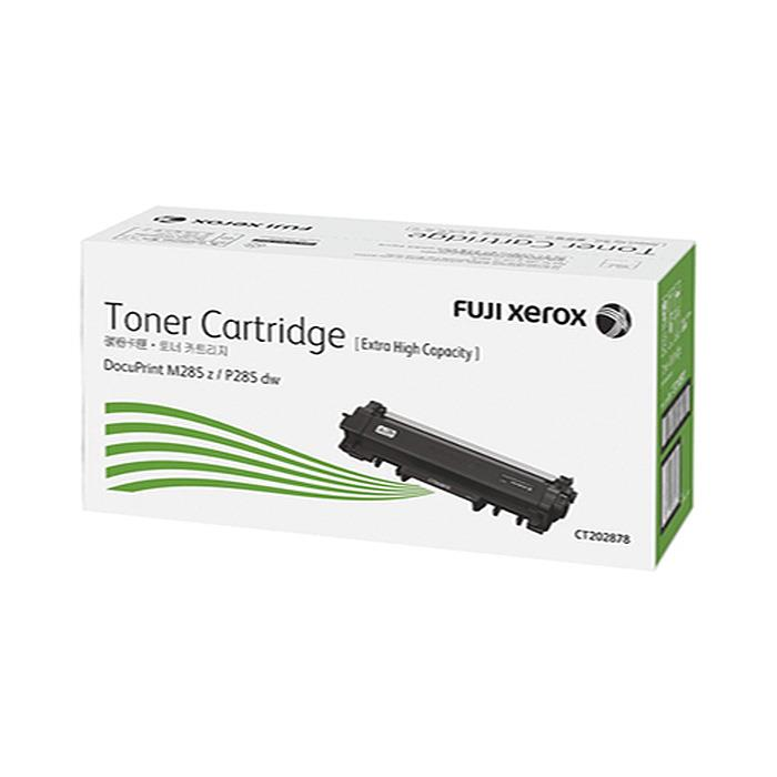Image of Fuji Xerox Fuji Xerox Ct202878 Black Toner Cartridge 4.5k For Dpp285dw Dpp285z