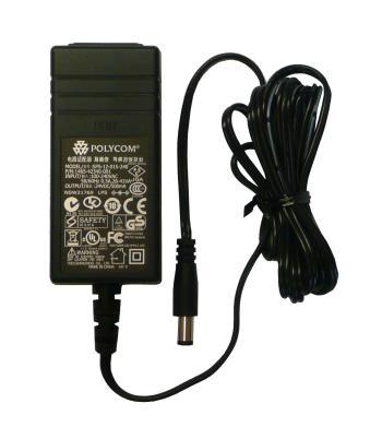 Image of Polycom 2200-46170-012 Vvx 300/310/400/410 Universal Power Supply