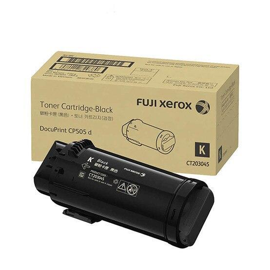 Image of Fuji Xerox Fuji Xerox Ct203045 Black High Yield Toner 15k For Dpcp505d
