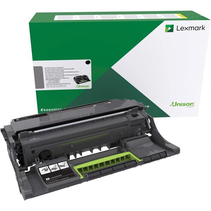 Image of Lexmark 55b0za0 Black Corporate Imaging Unit 40k For Ms331 Ms431 Mx431