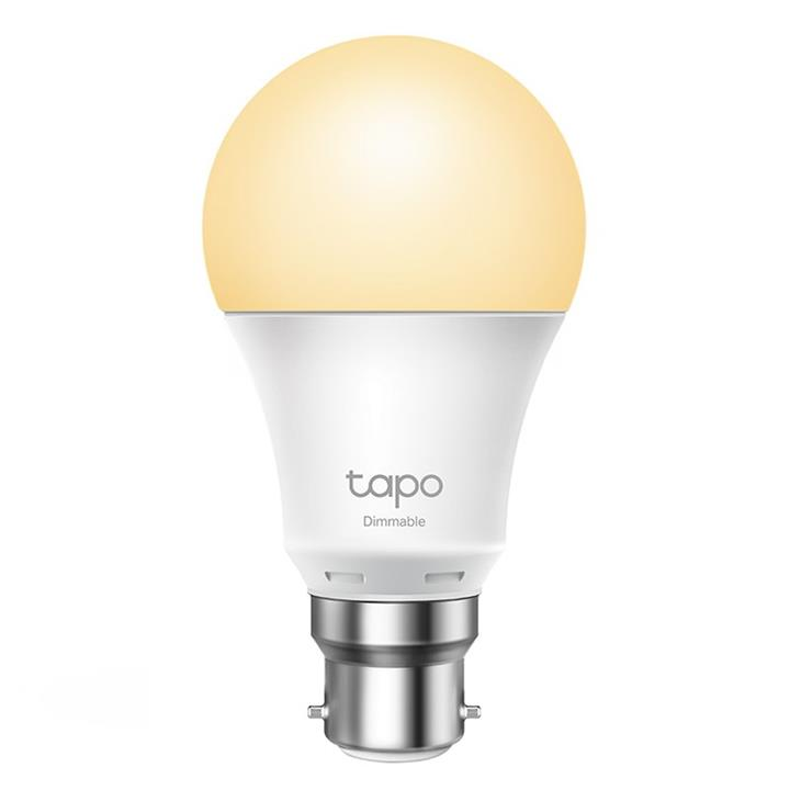 Image of Tp-link L510b Tapo Smart Wi-fi Led Bulb With Dimmable Light - Bayonet Fitting