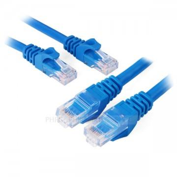 Image of Ugreen Cat6 Utp Lan Cable Blue Color 26awg Cca 20m (11206)
