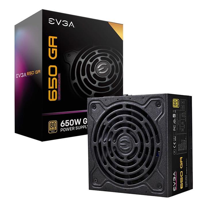 Image of Evga Supernova 650 Ga 650w 80 Plus Gold Fully Modular Power Supply