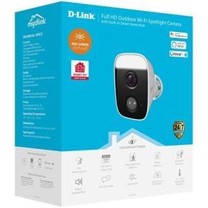 Image of D-link Full Hd Outdoor Wi-fi Spotlight Camera Dcs-8630lh