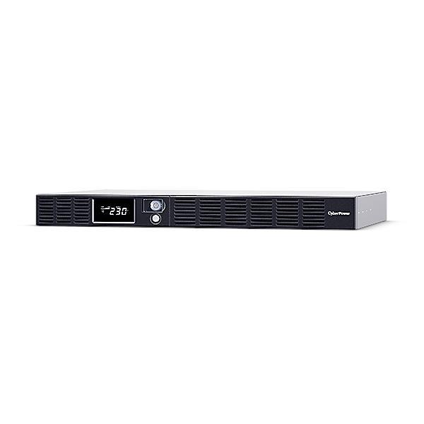 Image of Cyberpower Or1500erm1u Smart App Office Rackmount Series Lcd 1500va / 900w 1u Line Interactive Ups