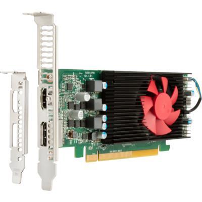 Image of Hp Amd Radeon Rx550x 4gb Lp Display Port Card 5lh79aa