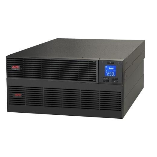 Image of Apc Easy Ups Srv Rm 10000va 230v With External Battery Pack, With Rail Kit