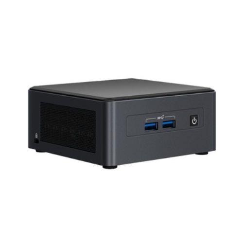 Image of Intel Nuc 11 Pro Nuc11tnhv5 Barebone System Intel Core I5 11th Gen I5-1145g7 Quad-core No Power Cord