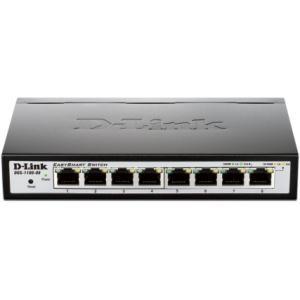 Image of D-link Dgs-1100-08v2 8-port Gigabit Smart Managed Switch