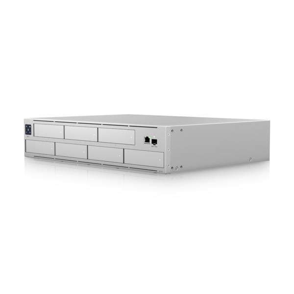 Image of Ubiquiti Unifi Protect Network Video Recorder - 7x 3.5' Hd Bays - Unifi Protect Pre Installed - Nhu-rps Compatible