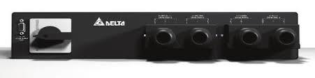 Image of Delta Rt 5-10kva External Bypass Switch (single) - 2u