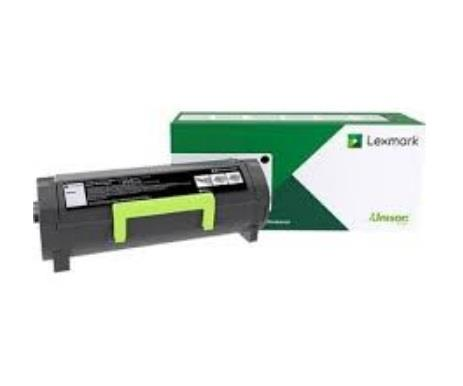 Image of Lexmark 503he Black High Yield Corporate Toner Cartridge, 5k, Ms310/410/510/610/312/415