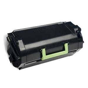 Image of Lexmark 523 Black Toner 6,000 Pages Black