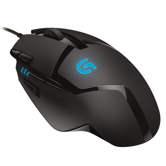 Image of Logitech G402 Hyperion Fury Gaming Mouse 910-004070
